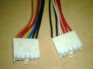 AT 6-pn connectors