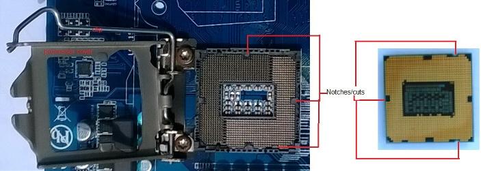 pin less CPU fit