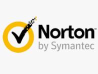 Logo of Norton Symantec security tool
