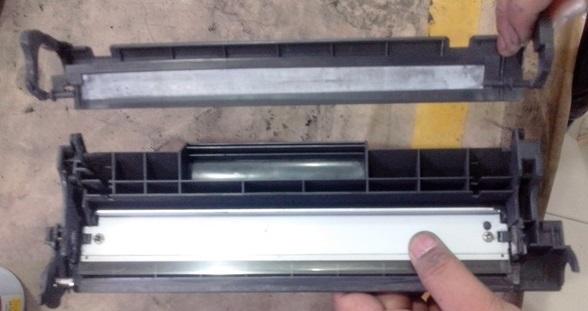 fix laser toner