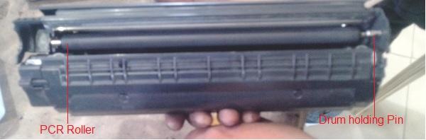 laser toner parts