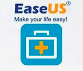 Logo of EaseUS data recovery