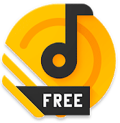logo of music player android app