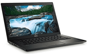image of dell latitude portable laptop