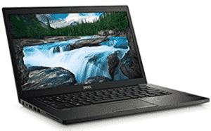 image of dell latitude portable laptop