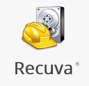 Recuva data recovery tool