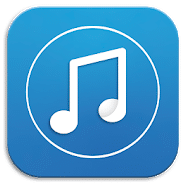 logo of music player app