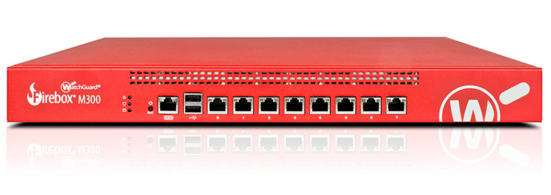 watchguard hardware firewall type