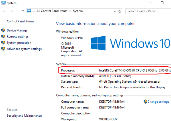 how to check cpu speed in windows 10  with images