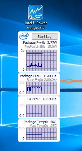 intel cpu speed check tool