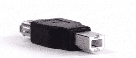 USB plug typeB