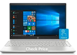 HP Pavillion laptop for IT