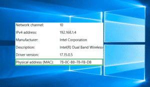 How to change MAC address in Windows 10 [Easy Steps]