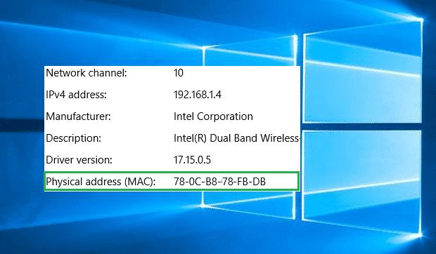 change-MAC-address-windows-10
