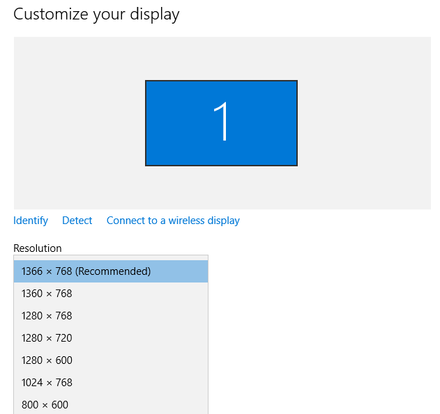 Image titled change screen resolution windows 10 step 3
