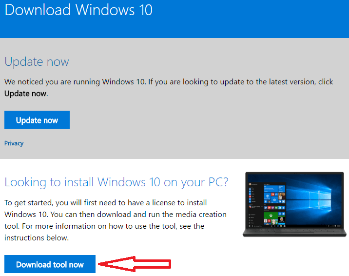 How to Download Windows 10 ISO File [Without Torrent]