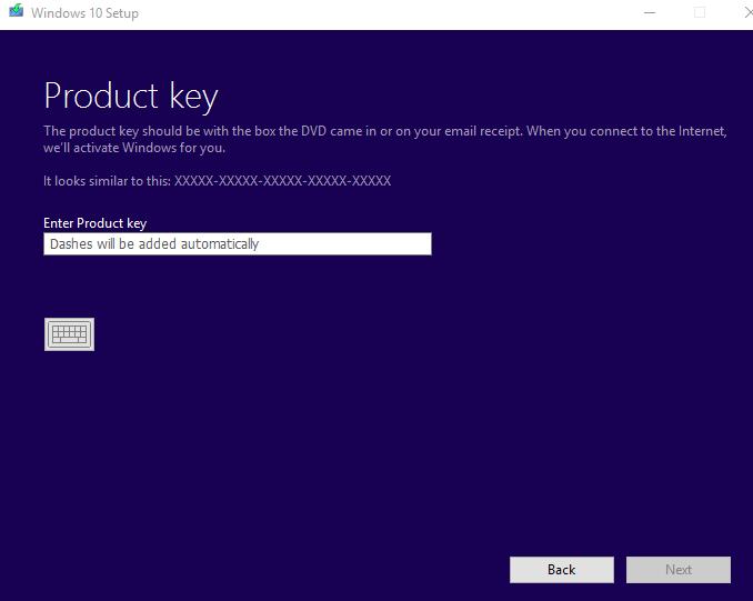 enter-windows-serial-number