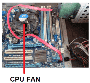 How to Fix a Desktop Computer that gives a Fan Noise while