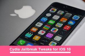 Cydia tweaks for iOS10