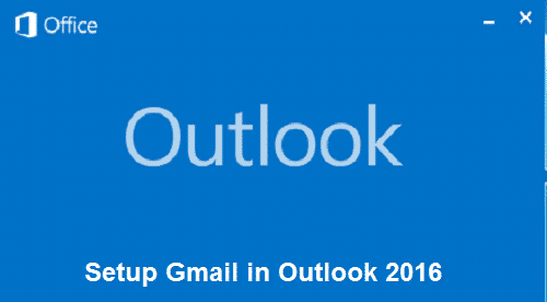 how to configure gmail in outlook 2010 pdf
