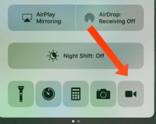 screen-recording-iOS