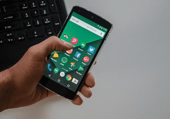 Resultado de imagen de touch mobile