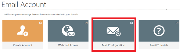 manage-email-accounts in cpanel