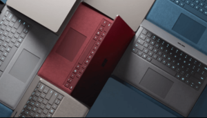 Microsoft Surface Laptop-Best Laptop for Students and Teachers