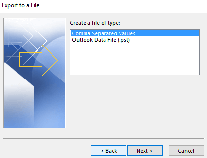 select-file-type