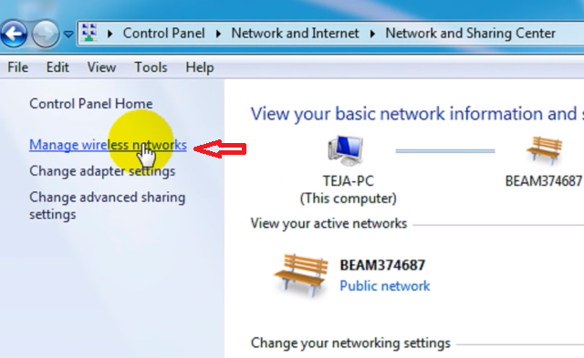 manage-wireless-networks