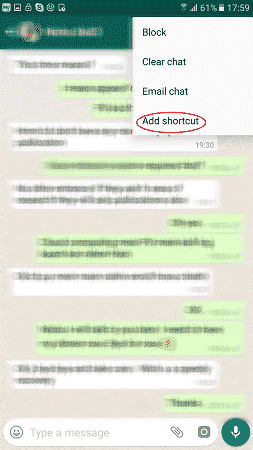 shortcut-trick