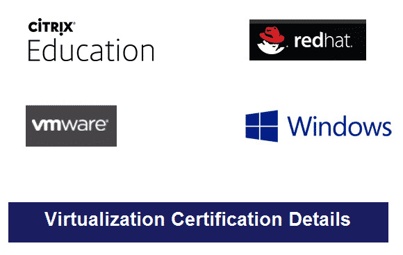 Latest Virtualization Certification for IT Pros to Boost their Career