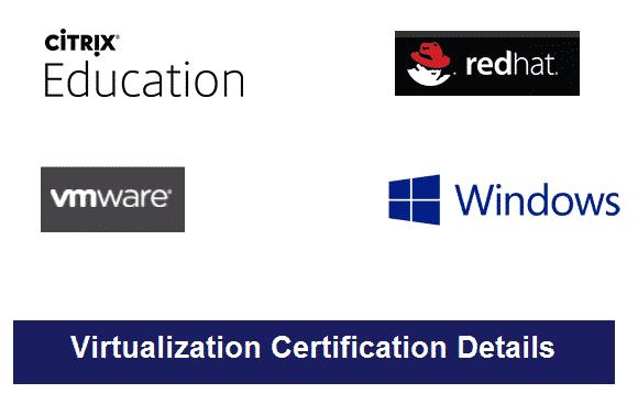 virtualization certification