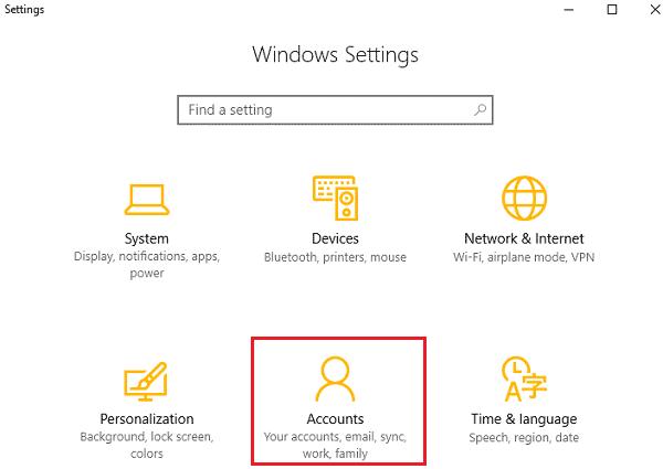 windows-settings