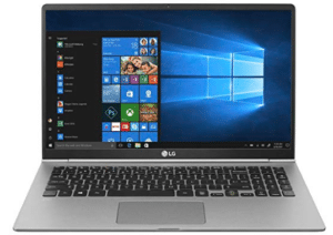 LG Laptop for virtualization