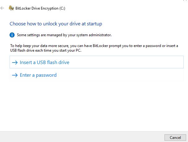 unlock-drive-options