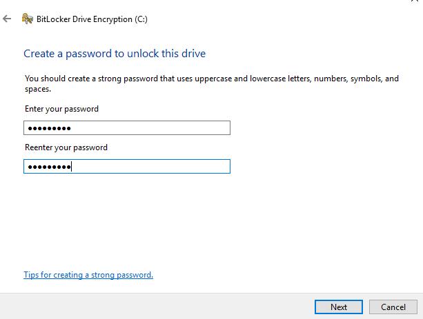 unlock-password