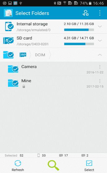 search-duplicate-file