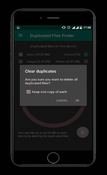 superfast-duplicate-finder