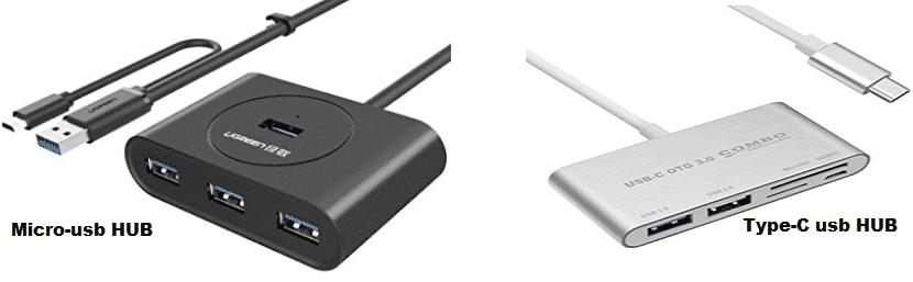 OTG-USB-HUB