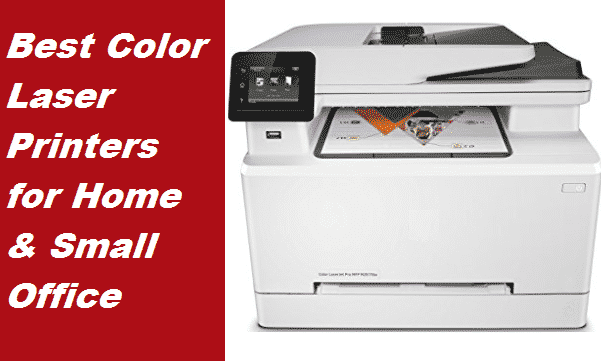 6 Incredibly Best Color Laser Printers for Home and Small ...