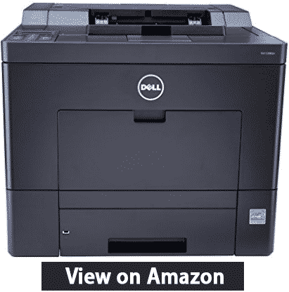 image of dell-color-laser-printer