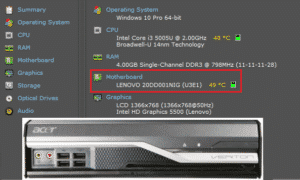 6 Ways to Find Motherboard Details in Windows without Opening the Hardware