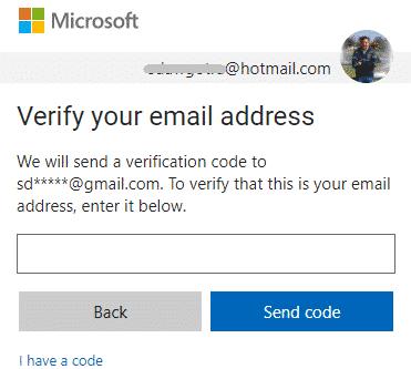 send-code-screen