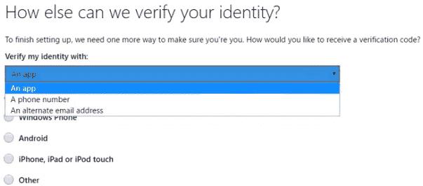 verification-options