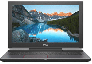 image of dell G5 laptop