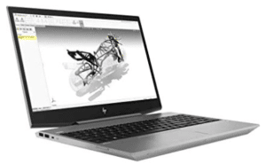 image of HP Zbook