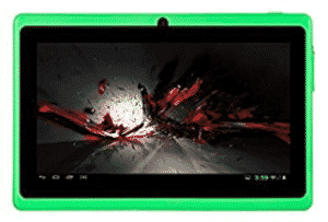 image of alldaymall tablet for kids