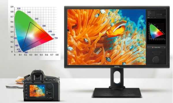 best ips monitor for photo editing 2018