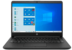HP budget laptop